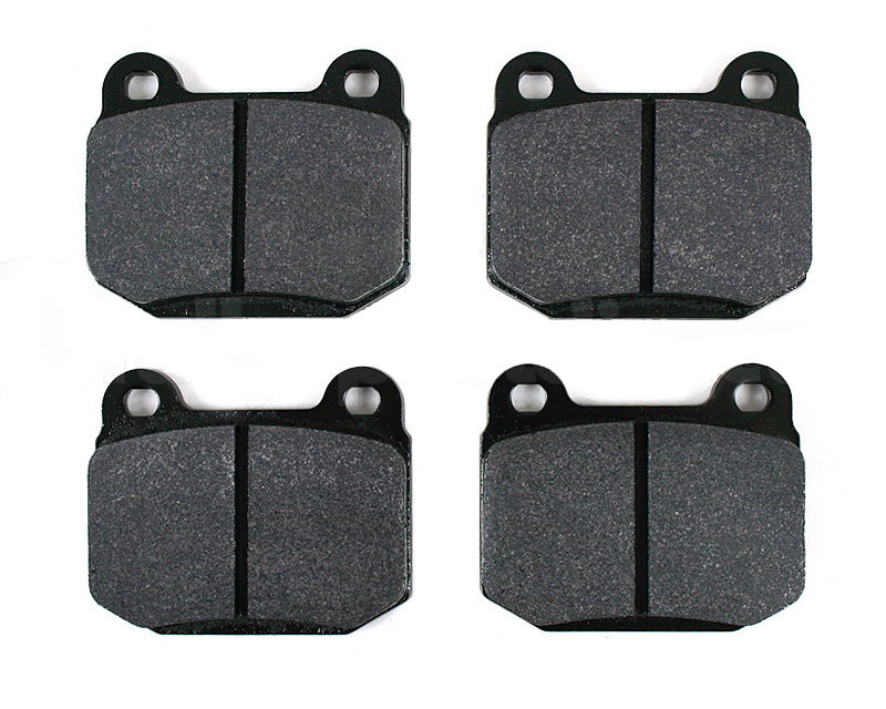 Cosworth CFS3008 Streetmaster Rear Brake Pads Nissan 350Z with Brembo Brakes 03-09
