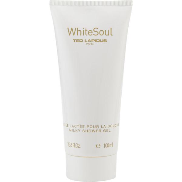 White Soul - Ted Lapidus Gel de ducha 100 ml