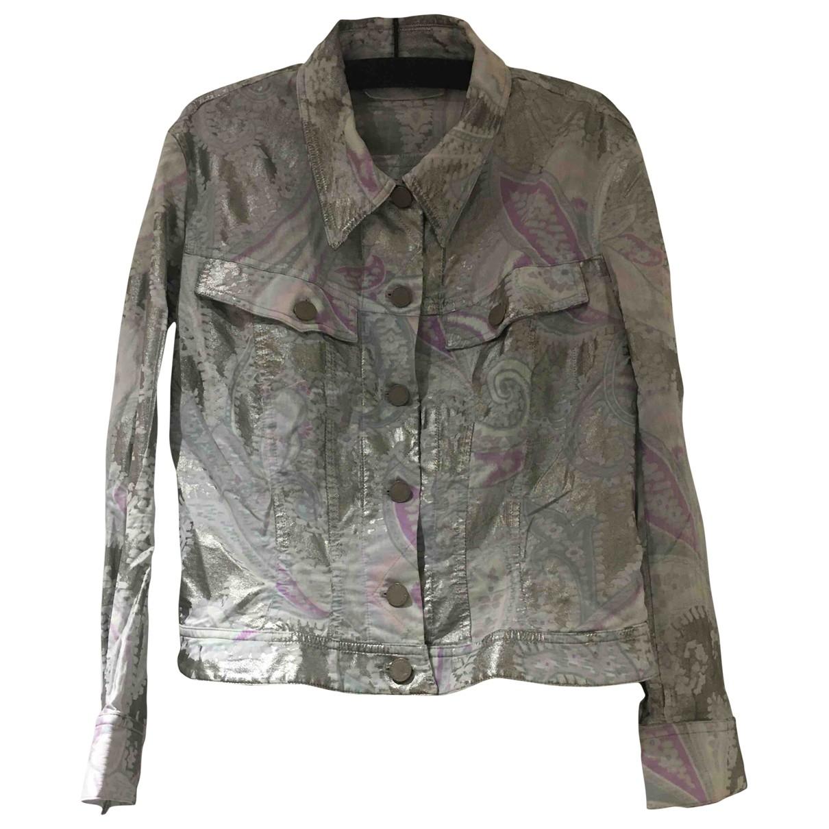 Mugler \N Multicolour Cotton jacket for Women 36 FR