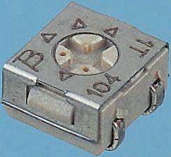 Bourns 2kΩ, SMD Trimmer Potentiometer 0.25W Top Adjust , 3314 (5)