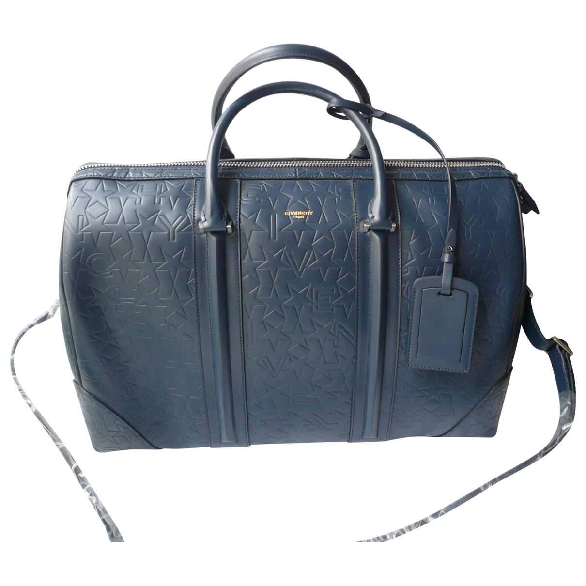 Bolso boston de Cuero Givenchy