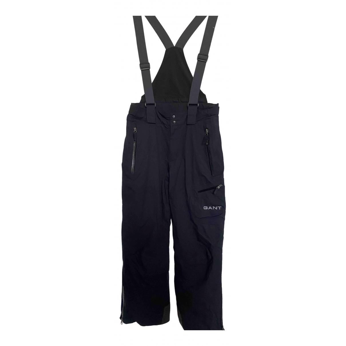 Gant \N Black Trousers for Men M International
