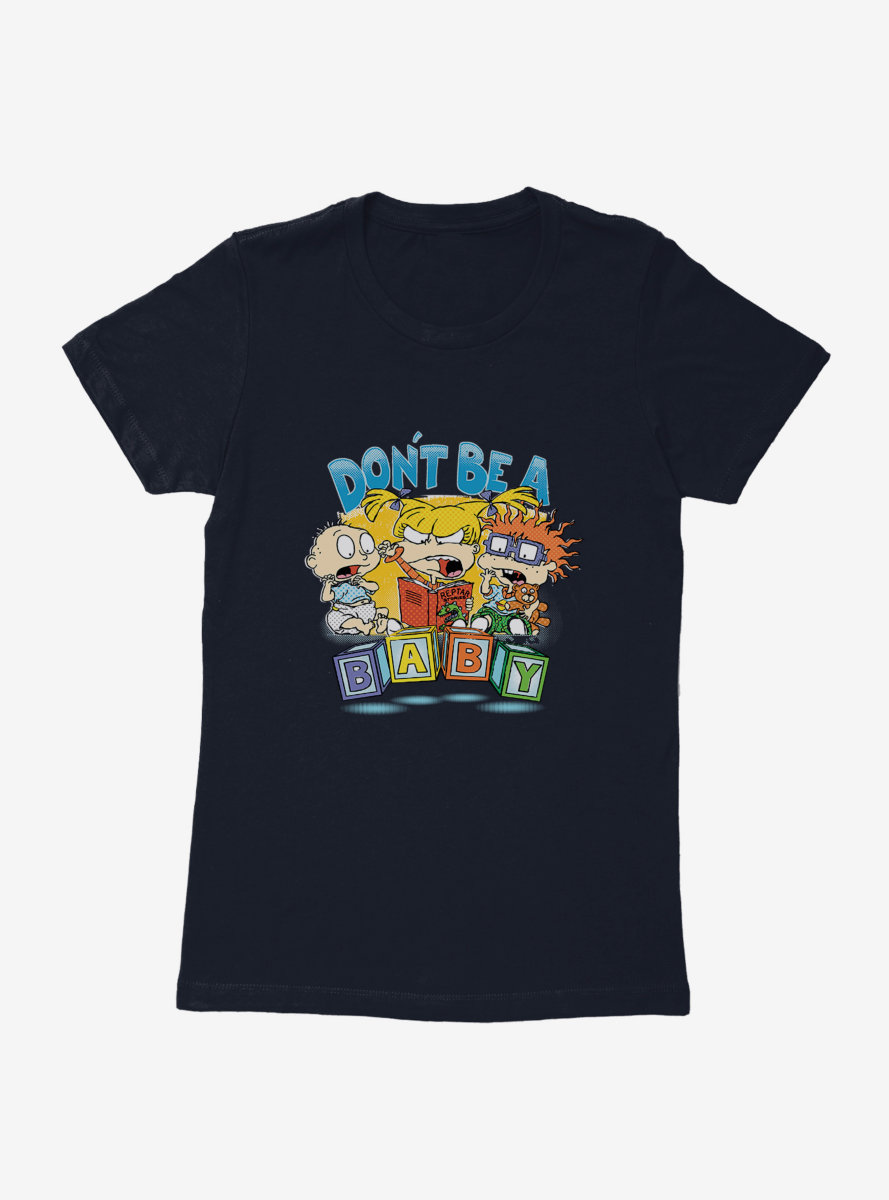 Rugrats Reptar Storytime Womens T-Shirt
