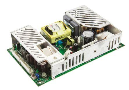 Mean Well , 140W Embedded Switch Mode Power Supply SMPS, 5 V dc, ±15 V dc, ±24 V dc, Open Frame, Medical Approved