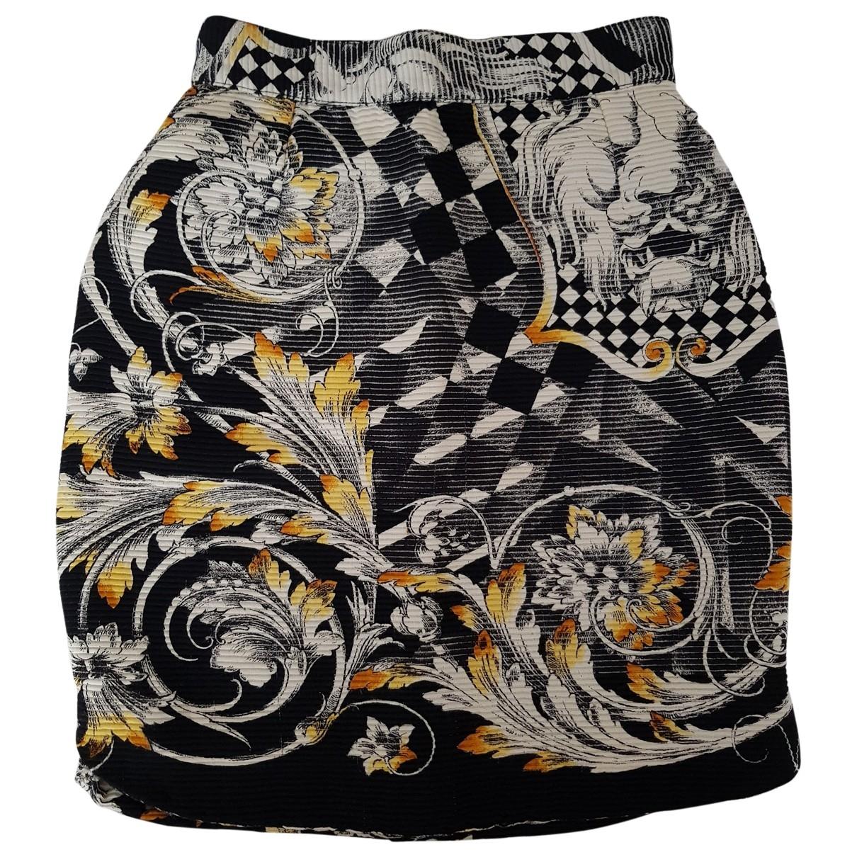 Mini falda de Lana Gianni Versace