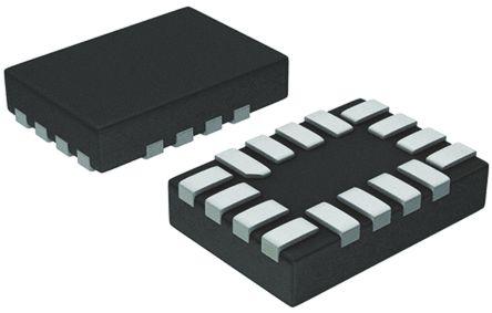 Texas Instruments SN74AVC4T774RSVR, Dual Bus Transceiver, Bus Transceiver, 4-Bit Non-Inverting 3-State, 16-Pin UQFN (10)