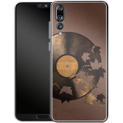 Huawei P20 Pro Silikon Handyhuelle - Autumn Song von Terry Fan