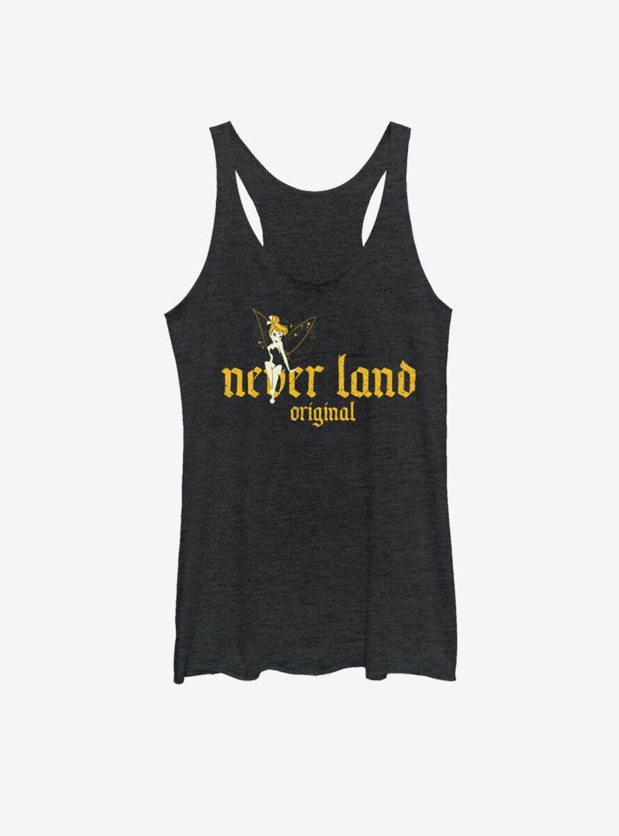 Disney Tinker Bell Neverland Original Womens Tank