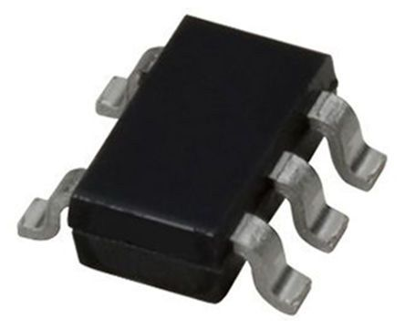 ON Semiconductor MC74VHC1G07DFT1G Non-Inverting Open Drain Buffer, 5-Pin SC-88A (100)