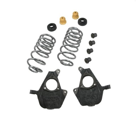 Belltech 739 2inch Front 3-4inch Rear Lowering Kit w/o Shocks Chevrolet Tahoe/Suburban   GMC Yukon 2007-2014