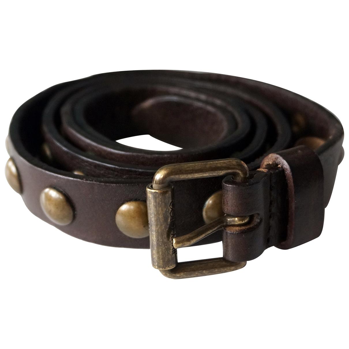Cinturon de Cuero Jimmy Choo For H&m