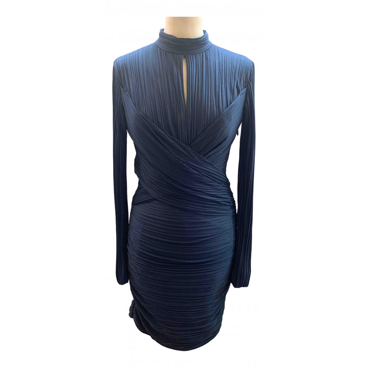 Halston Heritage - Robe   pour femme - bleu
