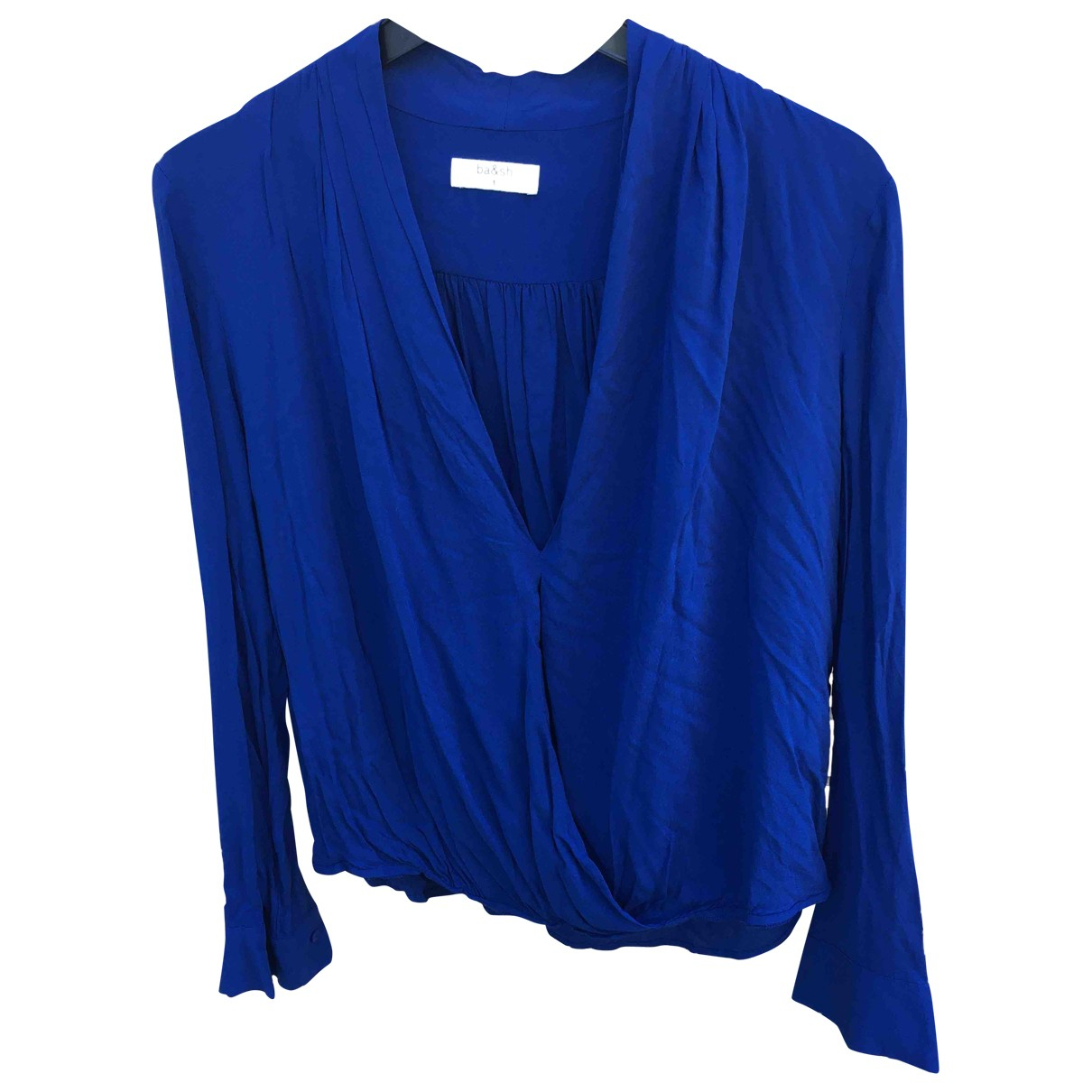 Ba&sh - Top   pour femme - bleu