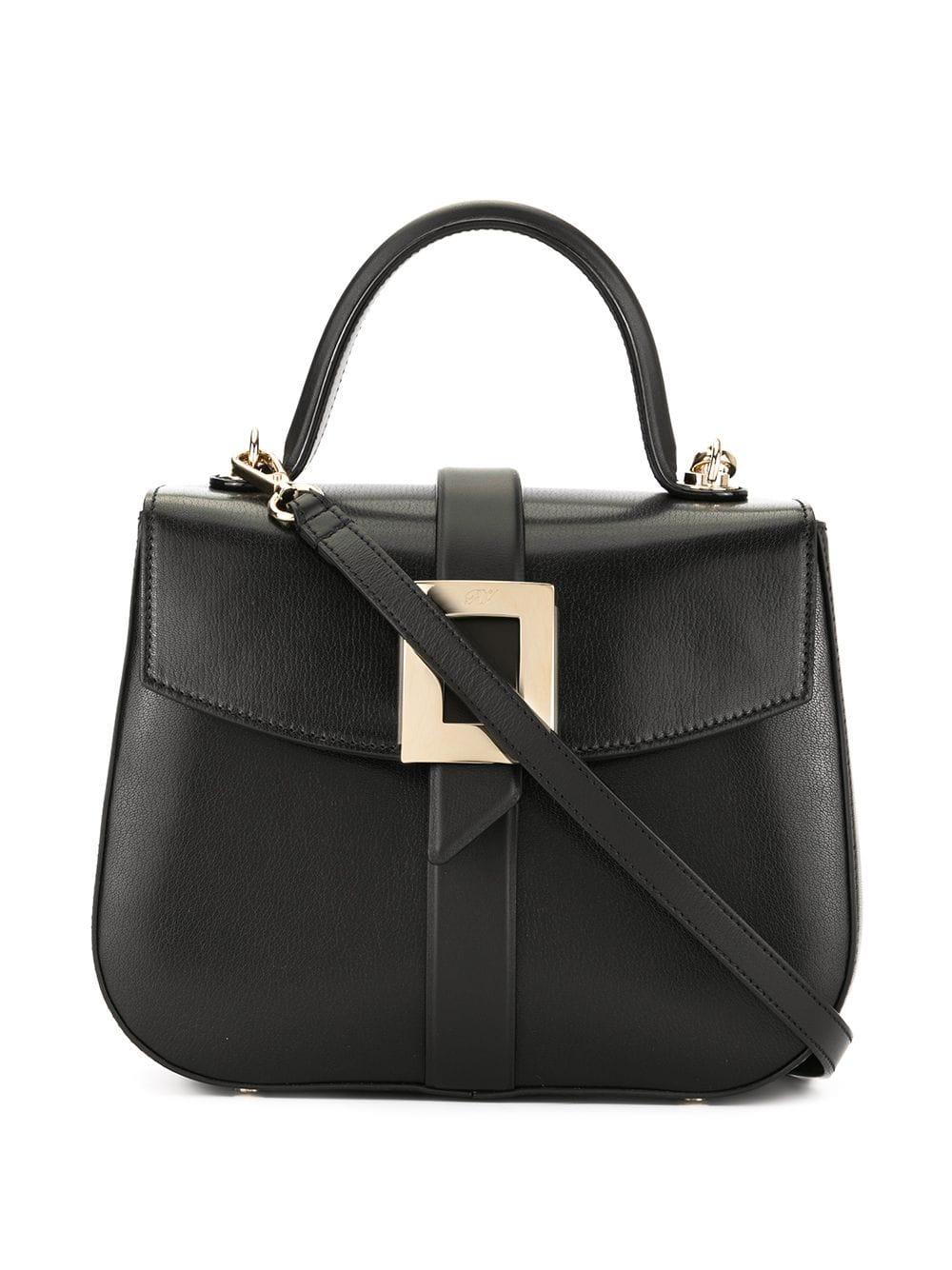 Beau Vivier Leather Bag
