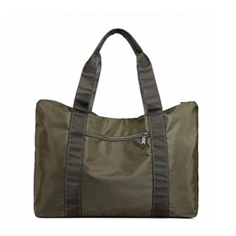 Ericdress Plain Pure Luggage Shoulder Bag