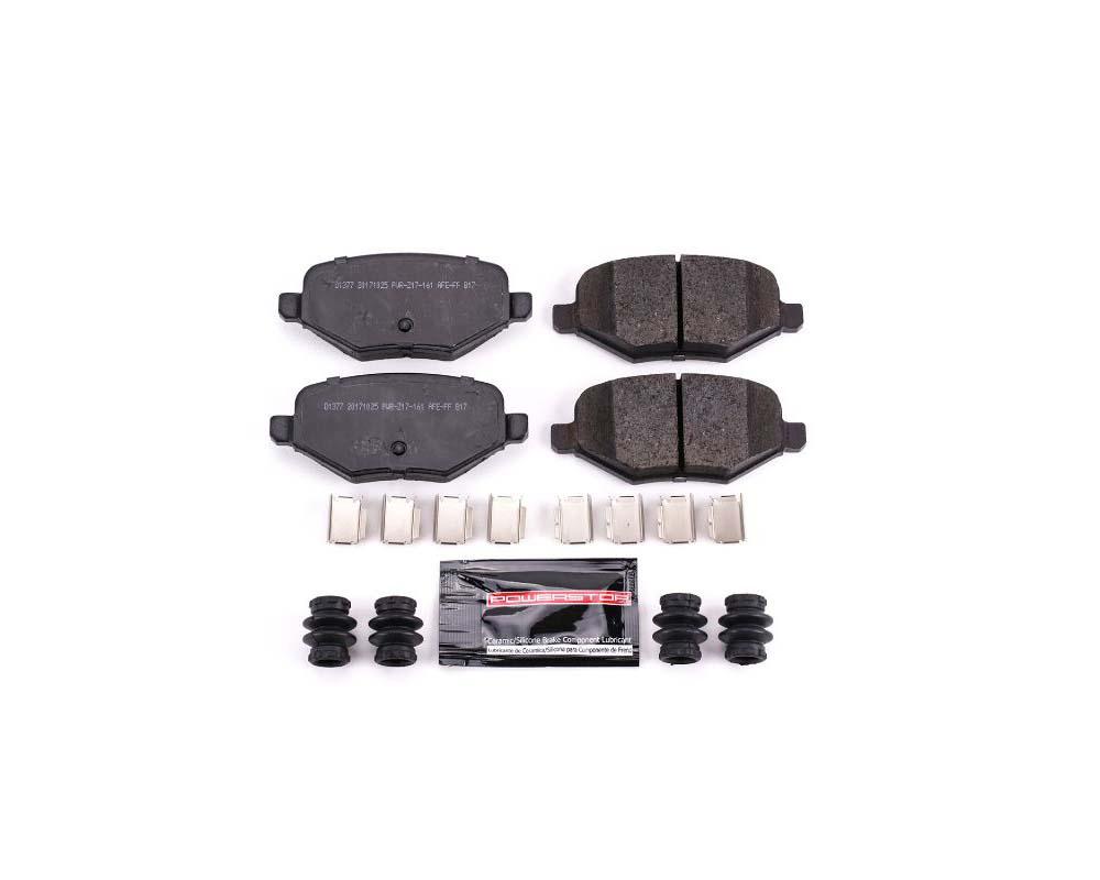 Power Stop Z23-1377 Z23 Evolution Sport Brake Pads w/Hardware Rear Ford Edge 2011-2013