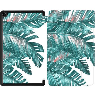 Amazon Fire 7 (2017) Tablet Smart Case - Tropical Blue von Mark Ashkenazi