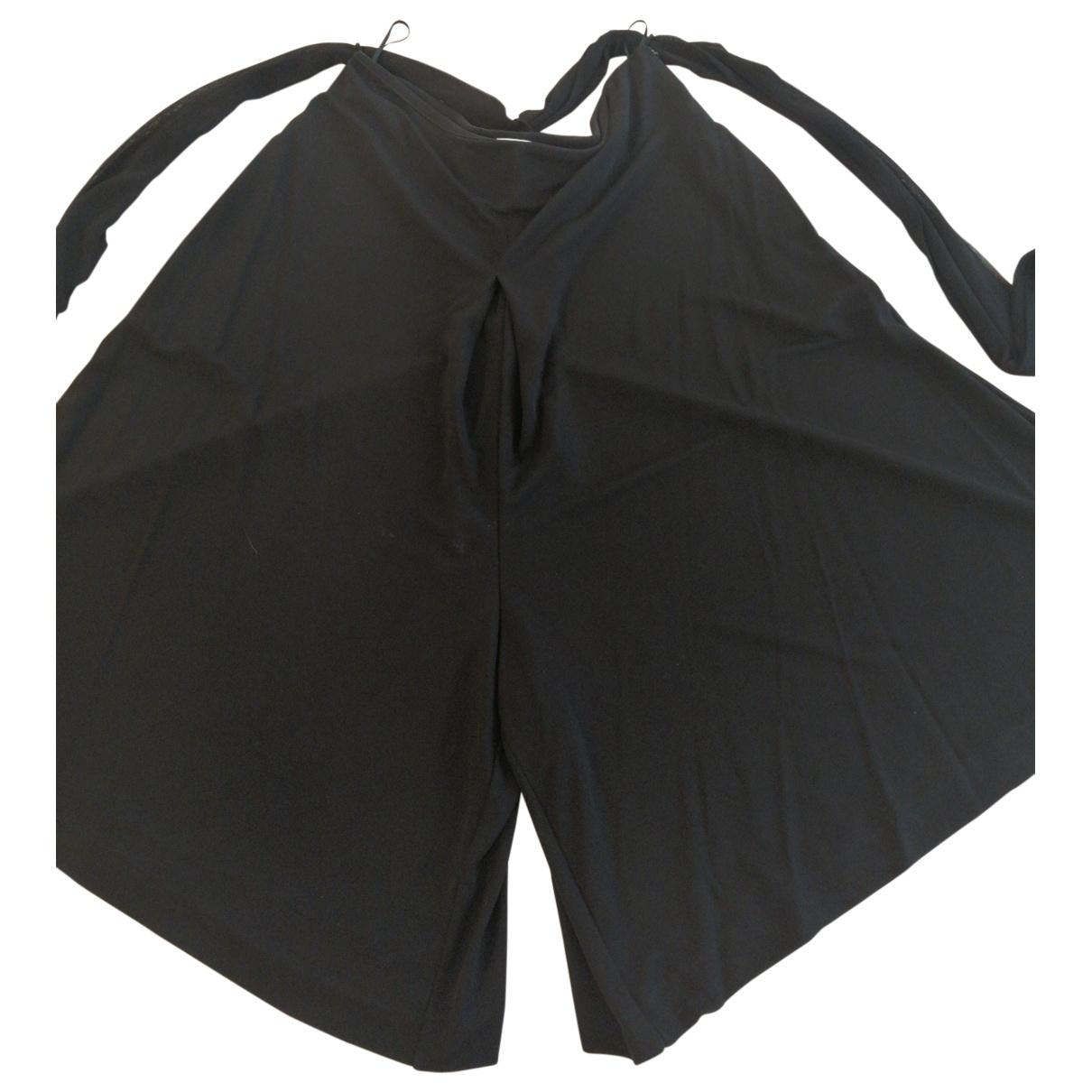 Yves Saint Laurent \N Black skirt for Women M International