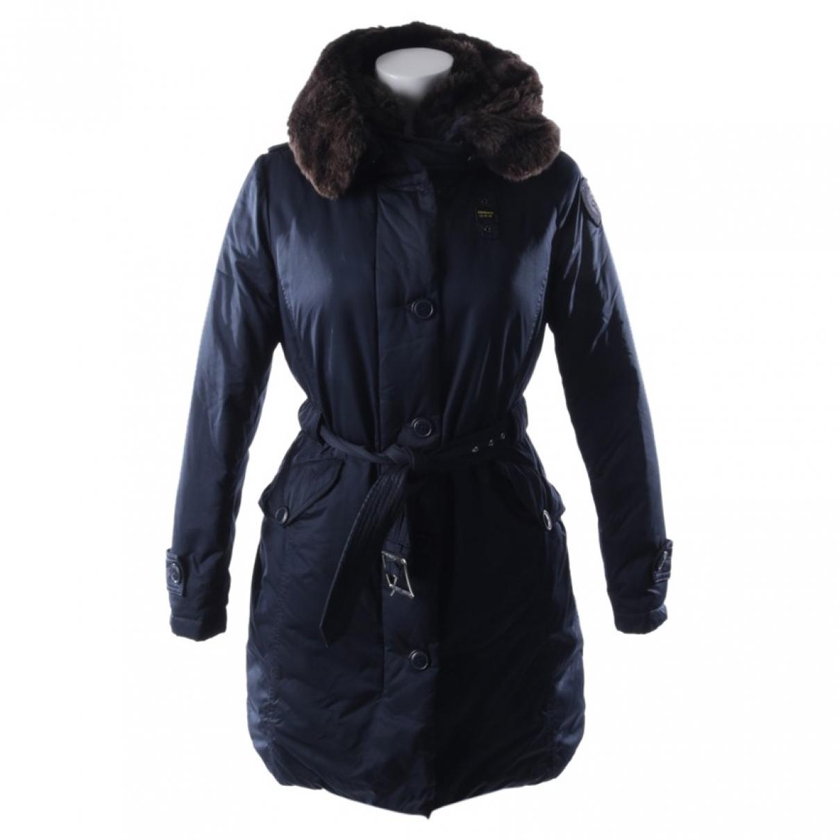 Blauer \N Blue jacket for Women 38 FR
