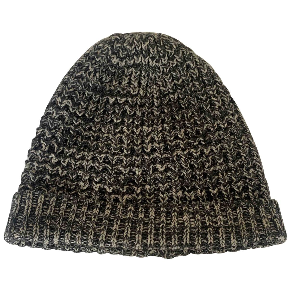 All Saints - Chapeau & Bonnets   pour homme en laine - multicolore
