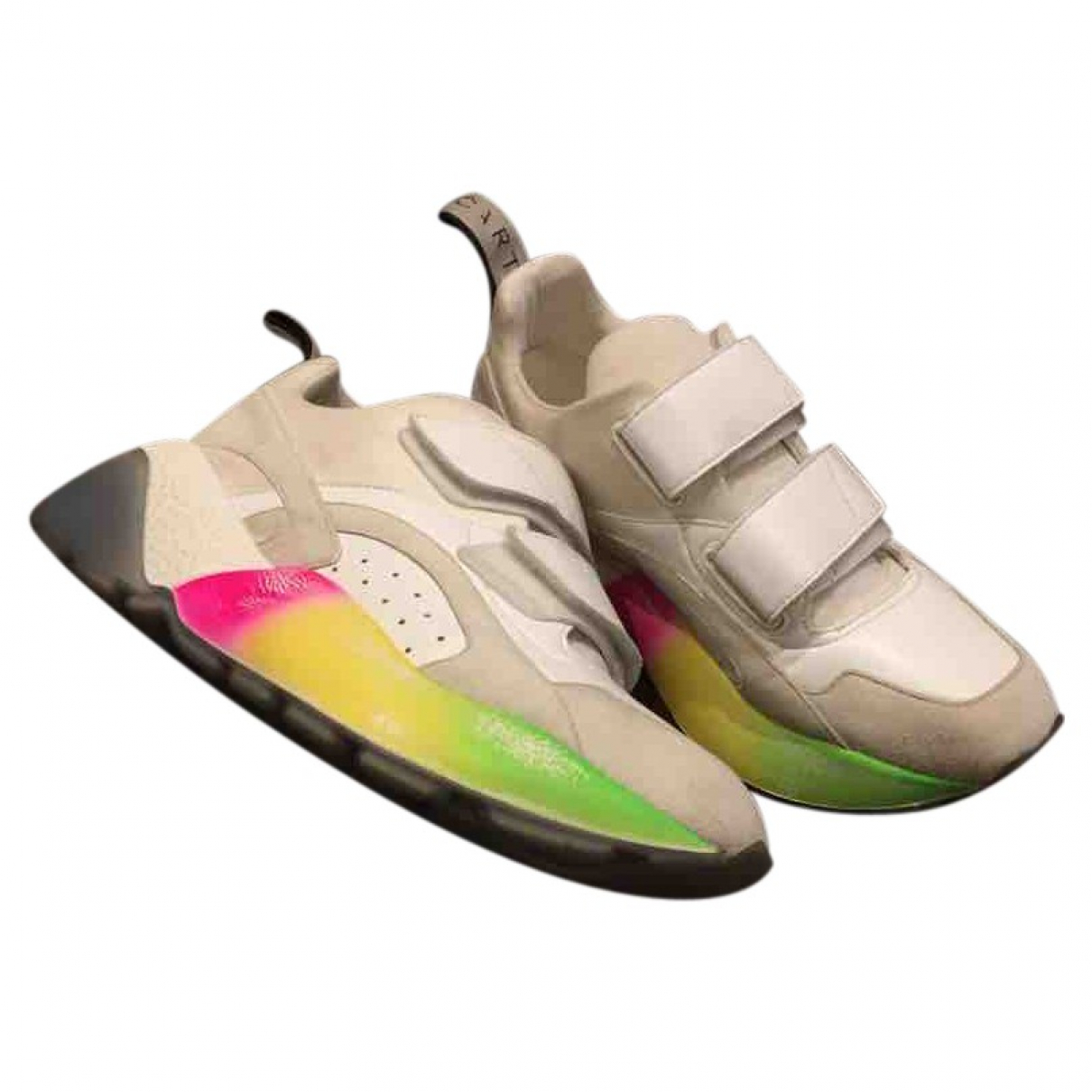 Stella Mccartney Eclypse Sneakers in  Bunt Polyester