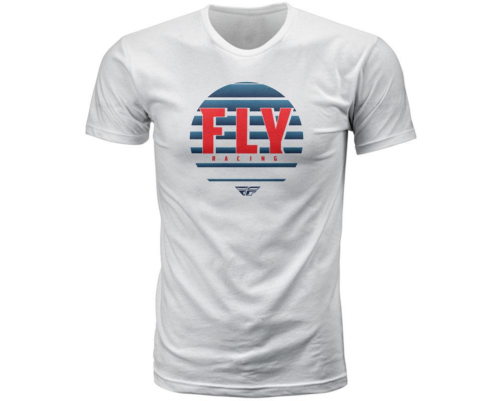 Fly Racing 352-1194X Circle Tee