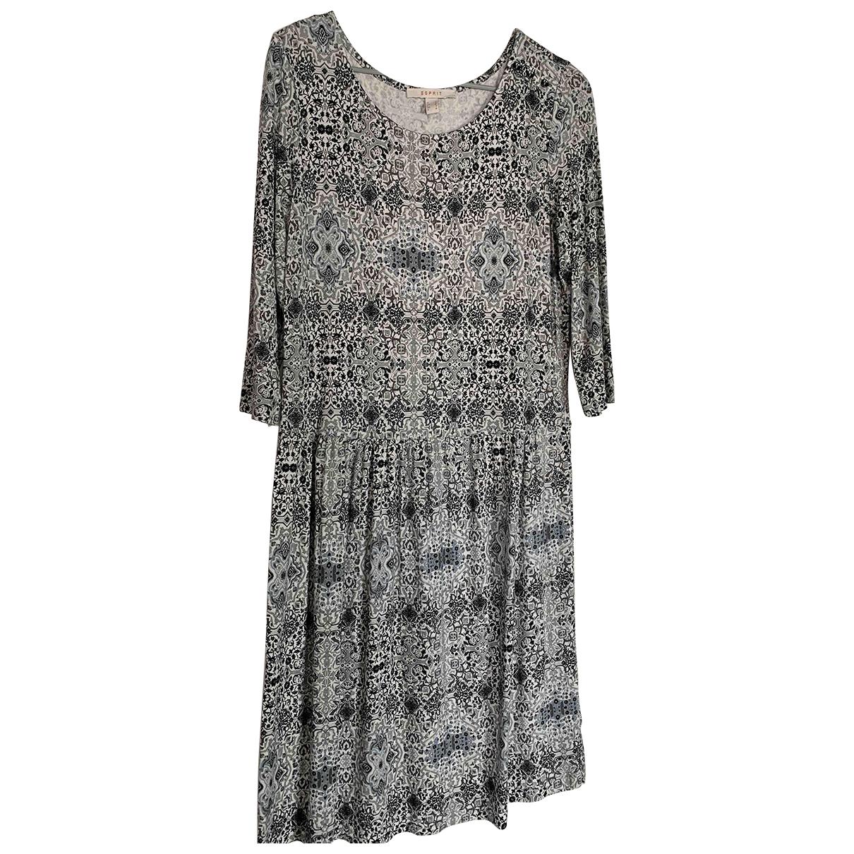 Esprit N White dress for Women 38 FR