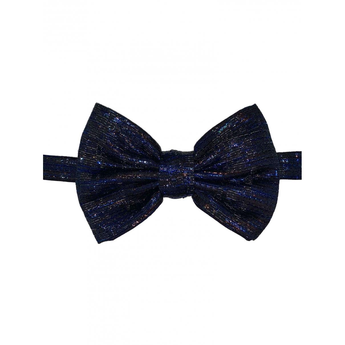 Dsquared2 \N Krawatten in  Blau Polyester