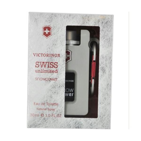 Swiss Army Snowpower - Victorinox Eau de Toilette Spray 30 ml