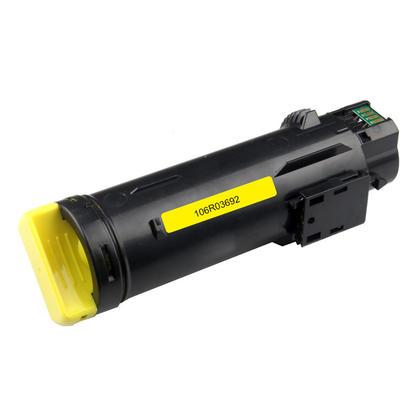 Compatible Xerox 106R03692 Yellow Toner Cartridge Extra High Yield - Economical Box