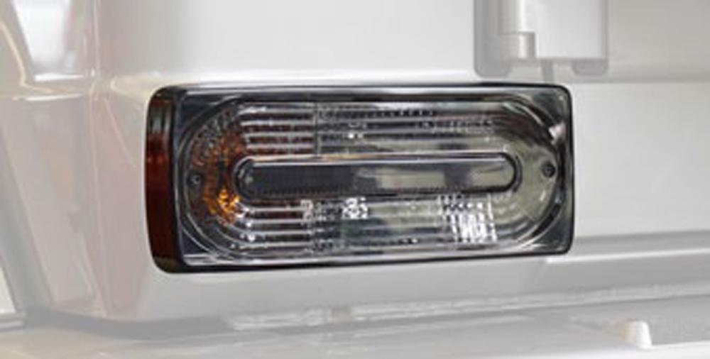 Mansory 66G 804 756 Smoke Finish Rear Taillights Mercedes-Benz G-Class W463 99-17