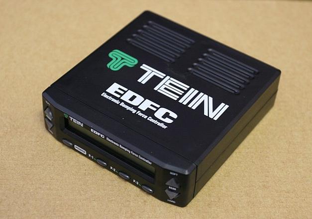 Tein Super Racing Dual EDFC Controller & Motor Kit Mazda RX7 FD3S 93-96