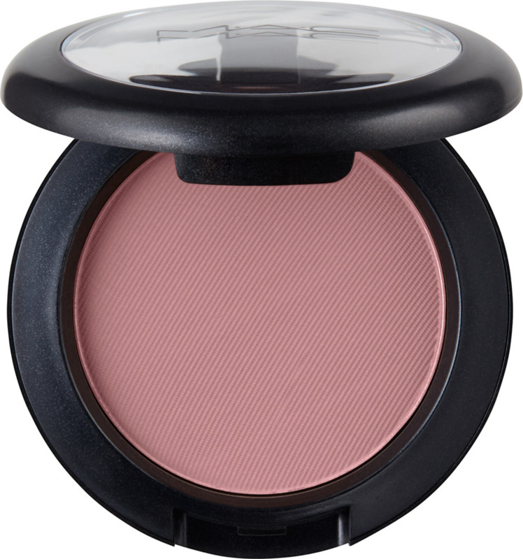 Powder Blush - Desert Rose (soft reddish-burgundy)