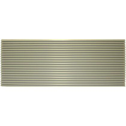 AGK01TB Exterior Architectural Aluminum Grill  in Stonewood Beige Baked
