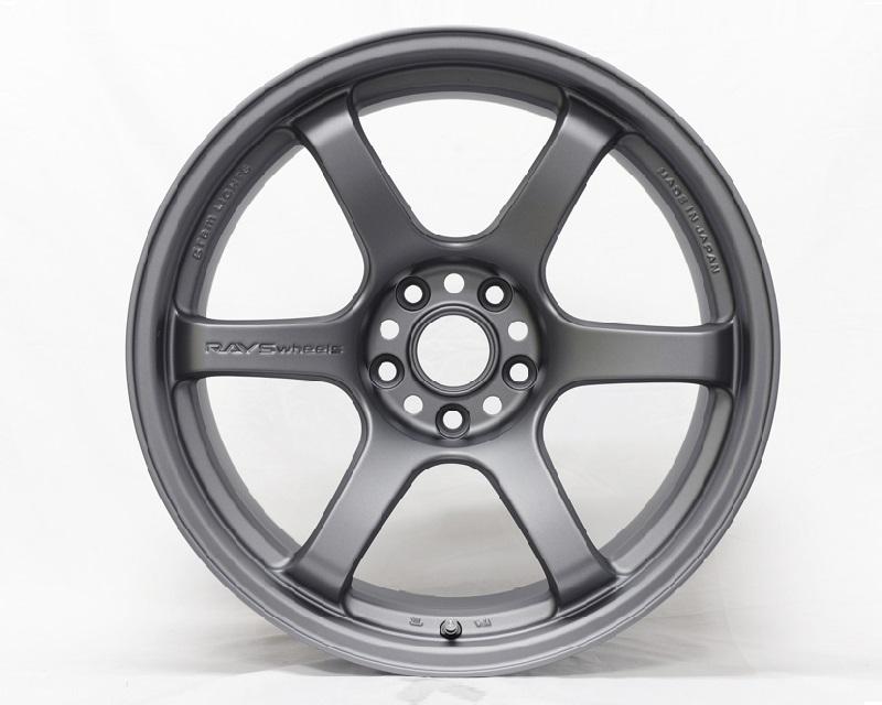 GramLights WGIE35AGB 57DR Wheel 15x8 4x100 35mm Gunblue