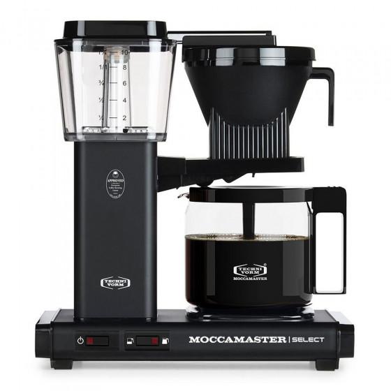 """Filterkaffeemaschine Moccamaster """"KBG741 Select Matt Black"""""""