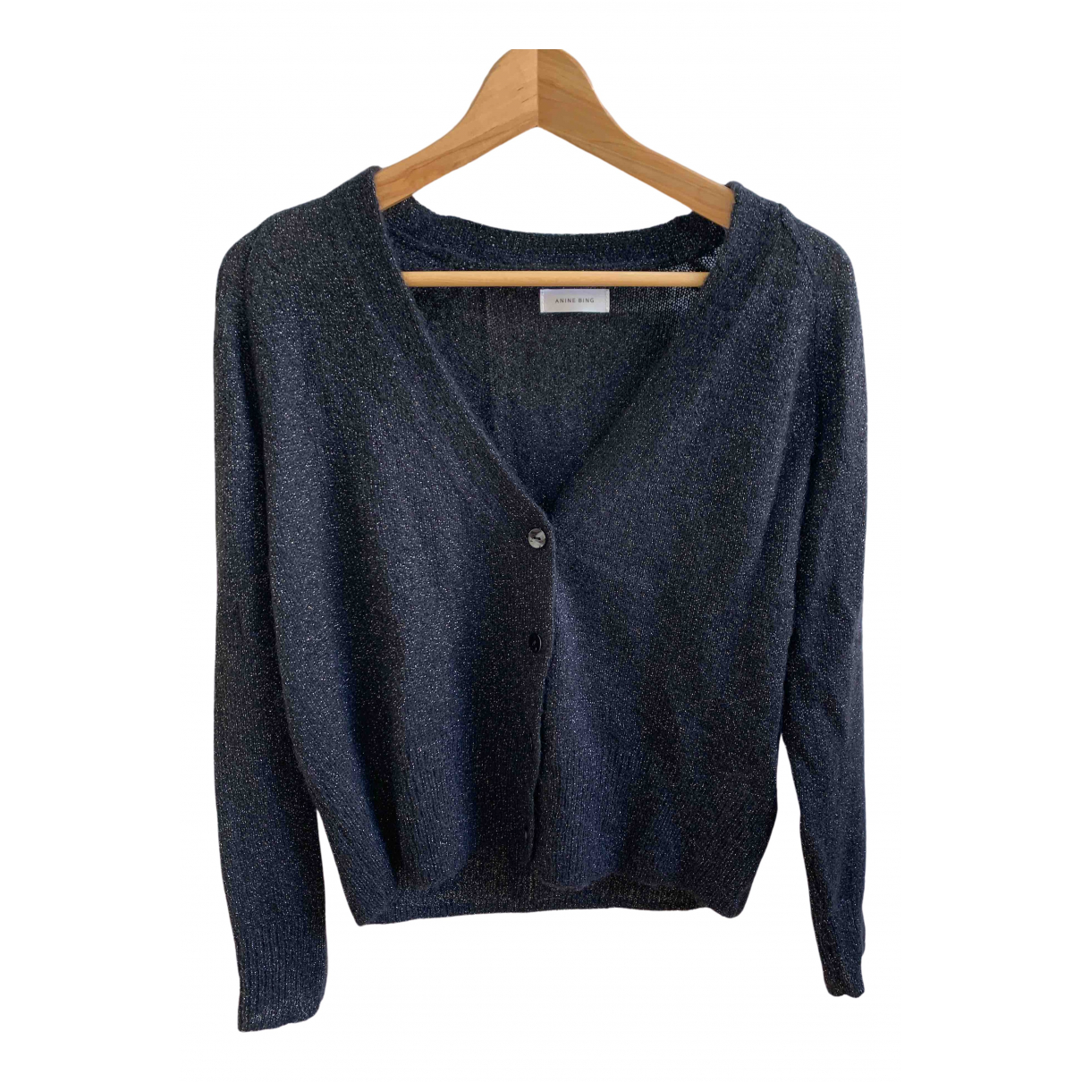 Anine Bing \N Black Wool Knitwear for Women S International
