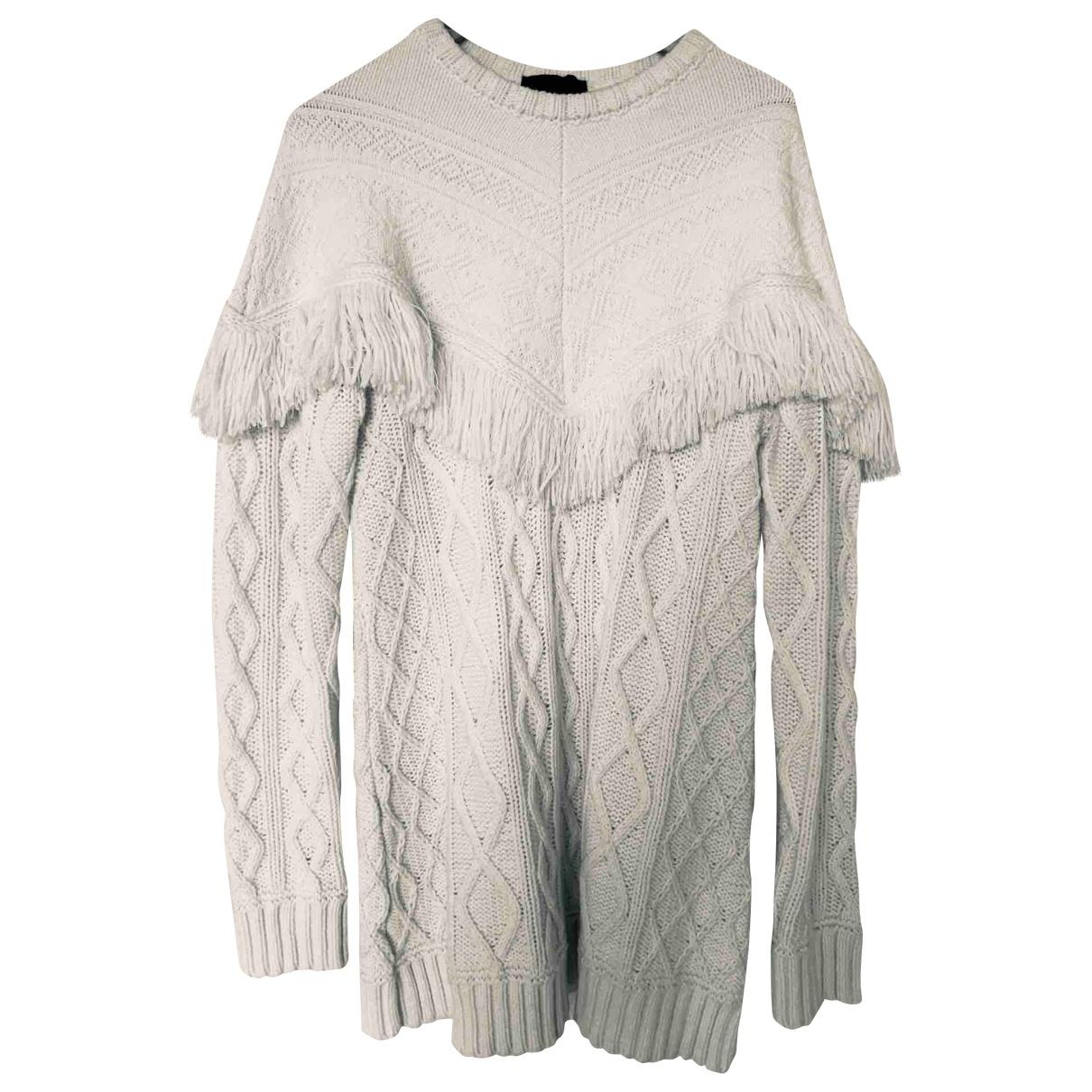 Diesel Black Gold - Pull   pour femme en laine - beige
