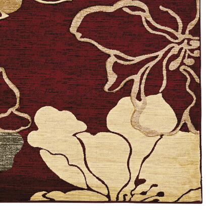 RUG-MN3658 5 x 8 Rectangle Area Rug in