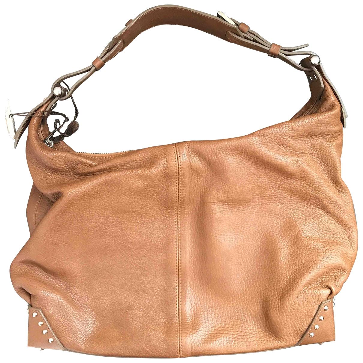 Karl Lagerfeld \N Brown Leather handbag for Women \N