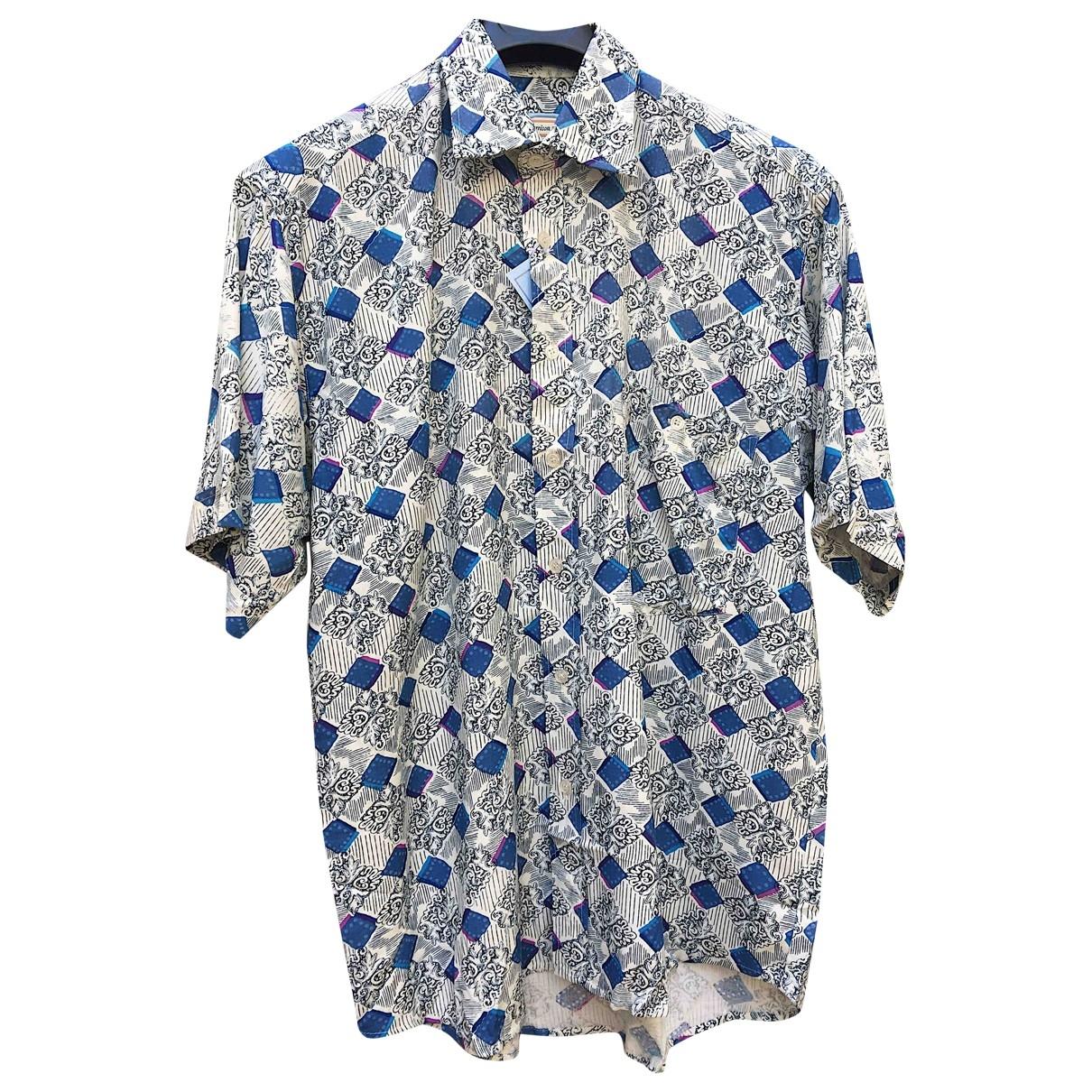 Non Signé / Unsigned \N Multicolour Shirts for Men M International