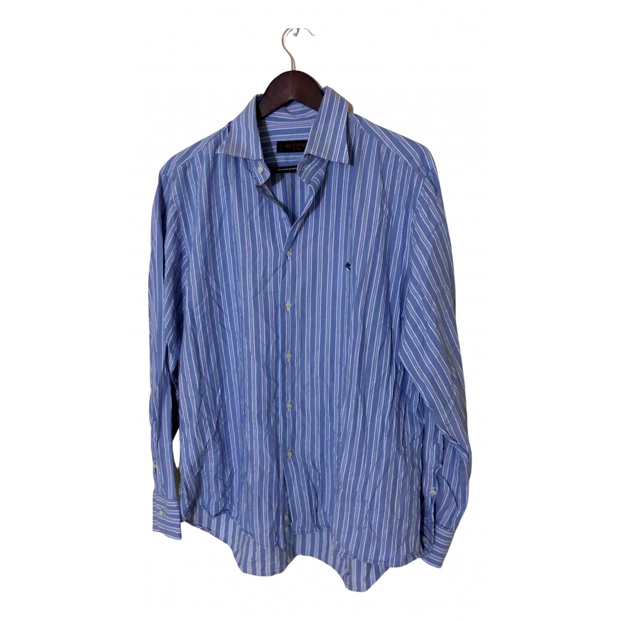 Etro N Cotton Shirts for Men L International