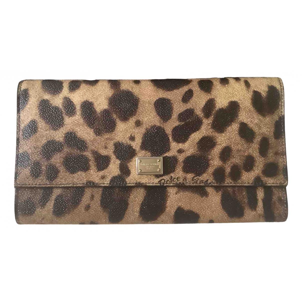 Dolce & Gabbana N Brown Cloth handbag for Women N