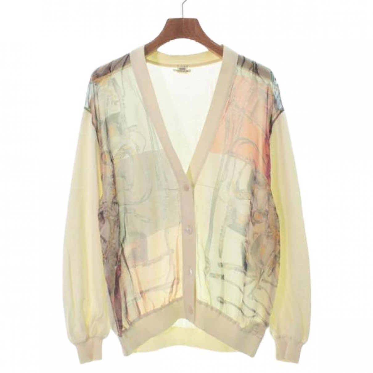Hermès \N Multicolour Silk Knitwear for Women 38 FR