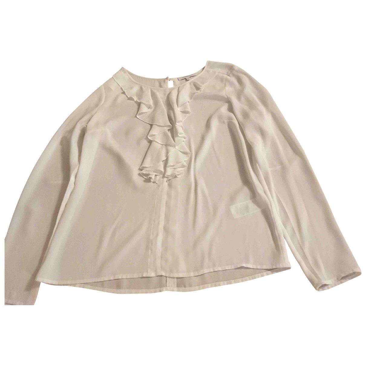 Patrizia Pepe \N White  top for Women 40 FR