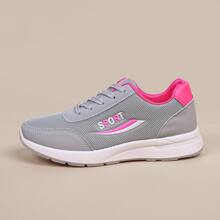 Zapatillas deportivas con cordon