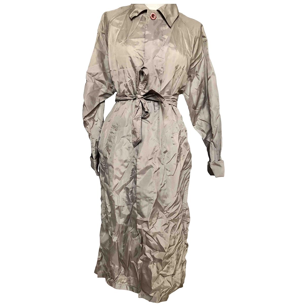 Longchamp \N Khaki Trench coat for Women XS International
