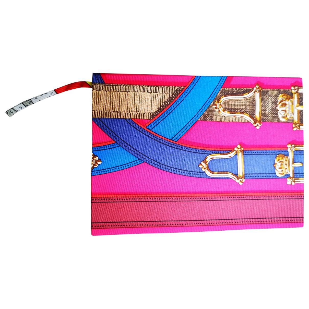 Hermes - Objets & Deco   pour lifestyle en toile - rose