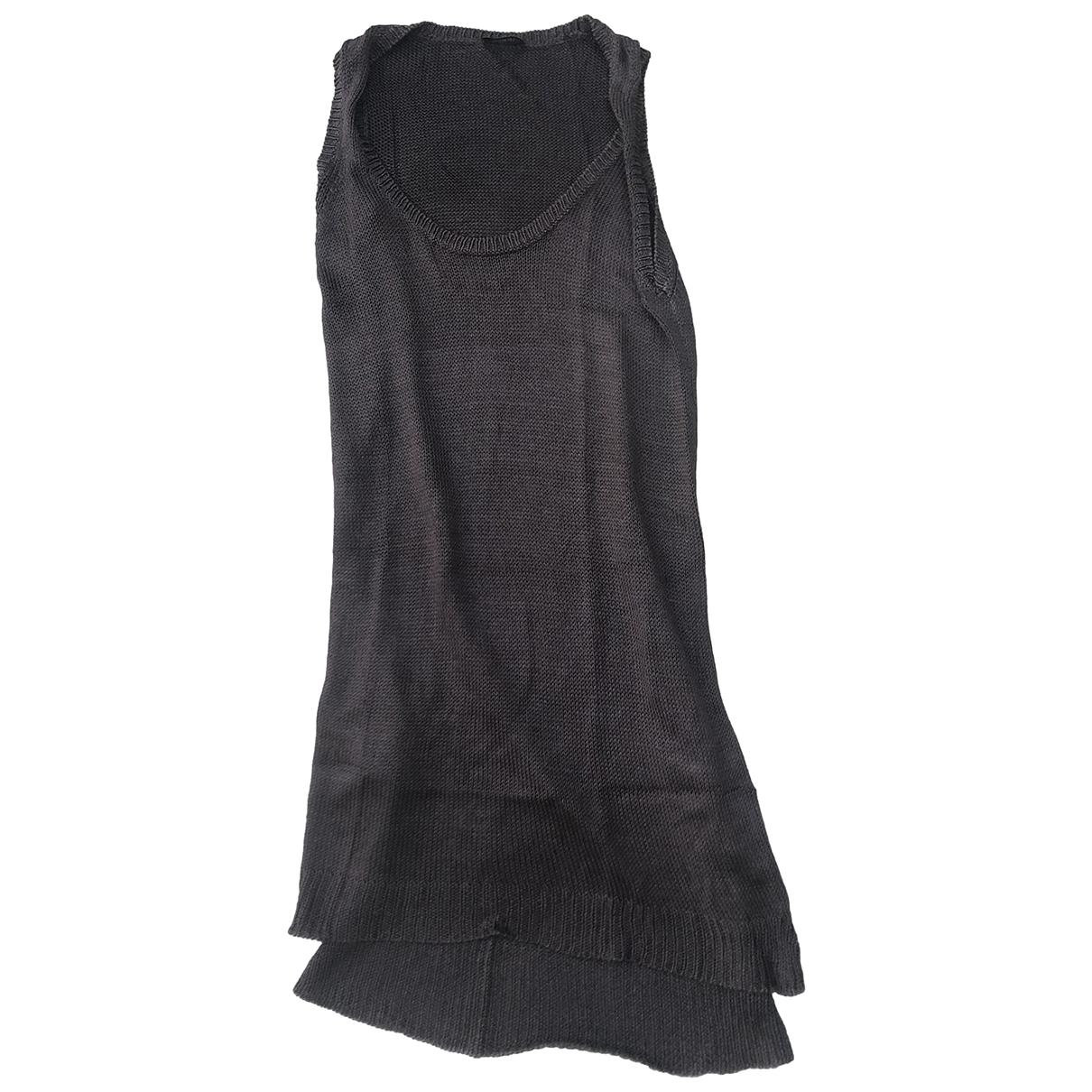 Joseph - Robe   pour femme en soie - gris