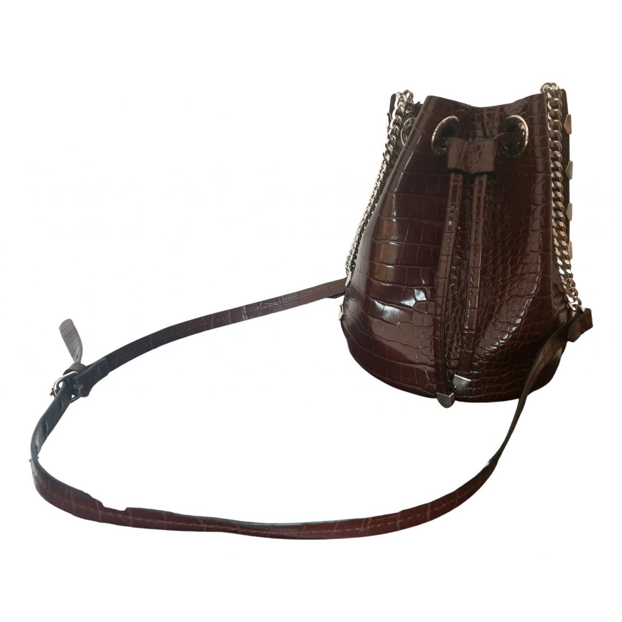 Zara N Brown handbag for Women N